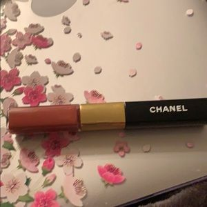 Chanel lipstick soft rose